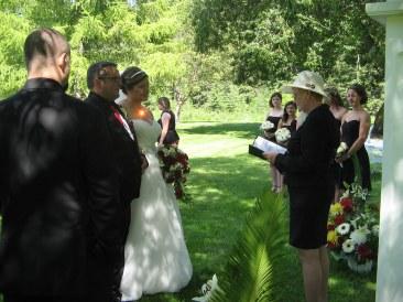 Marriage Commissioner Wedding in Alberta Red Deer Alberta Weddings